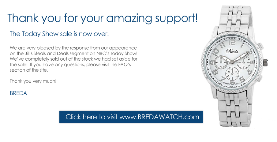Breda Watch Products