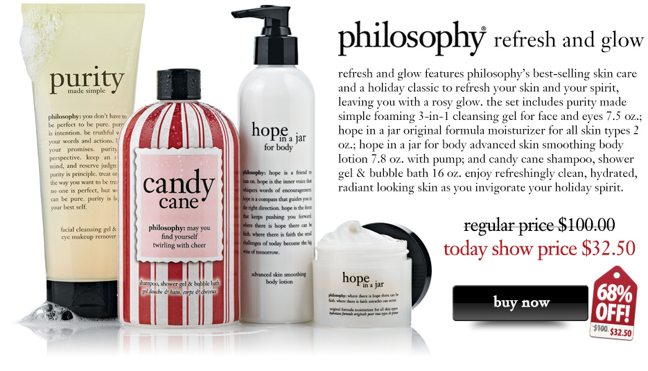 Philosophy Products